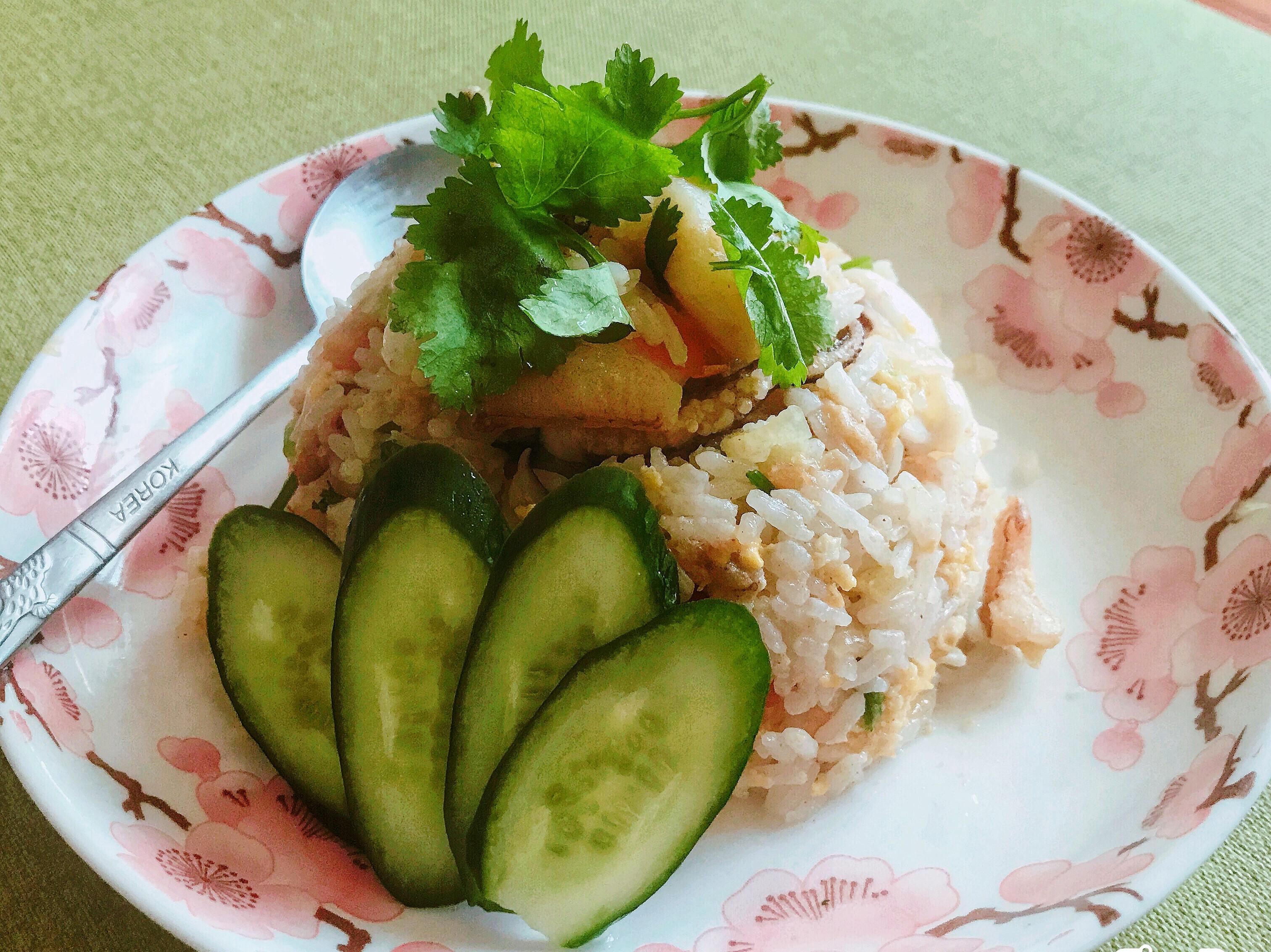 海鮮🦞炒飯