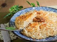【厚生廚房】麻油薑麵線煎