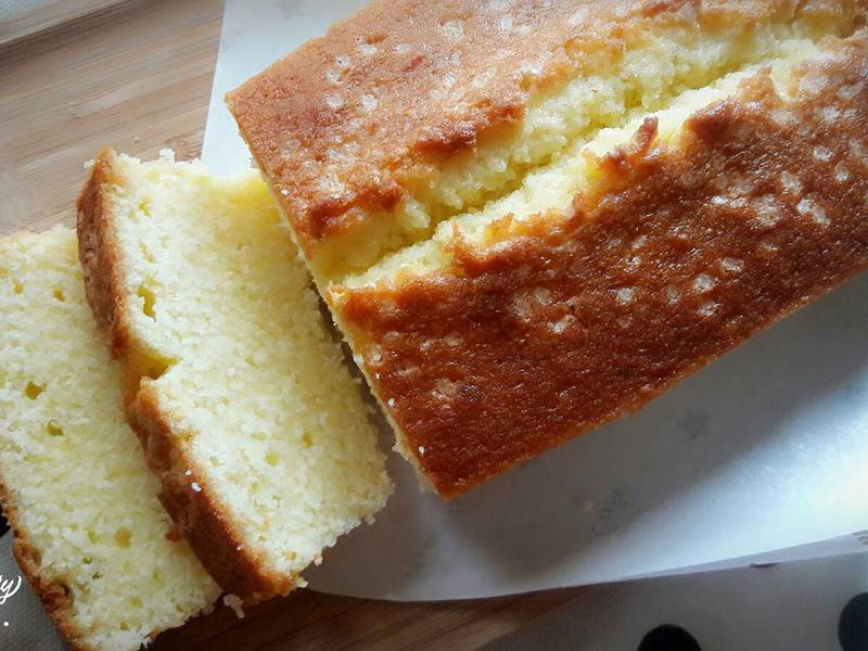 青檸檬優格pound cake