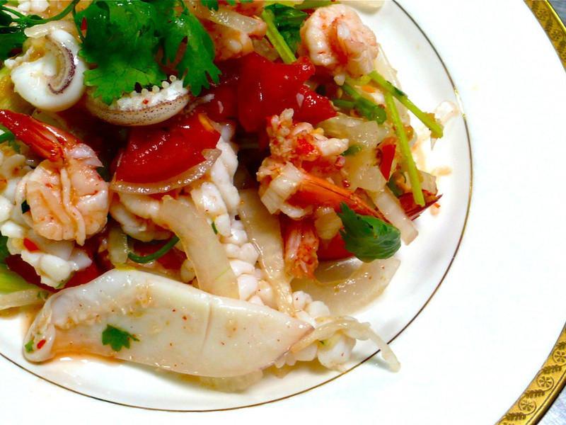 【好泰廚房】泰式涼拌海鮮