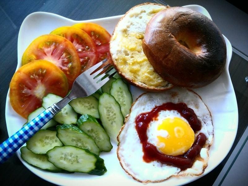 品靚上菜-妊娠糖尿病美式早餐