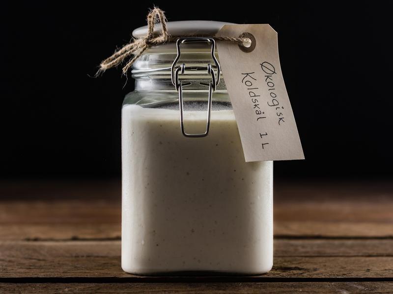 白脫牛奶(Buttermilk)代替品
