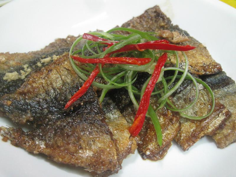 梅燒秋刀魚