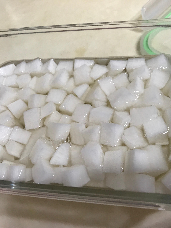 韓國水蘿蔔
