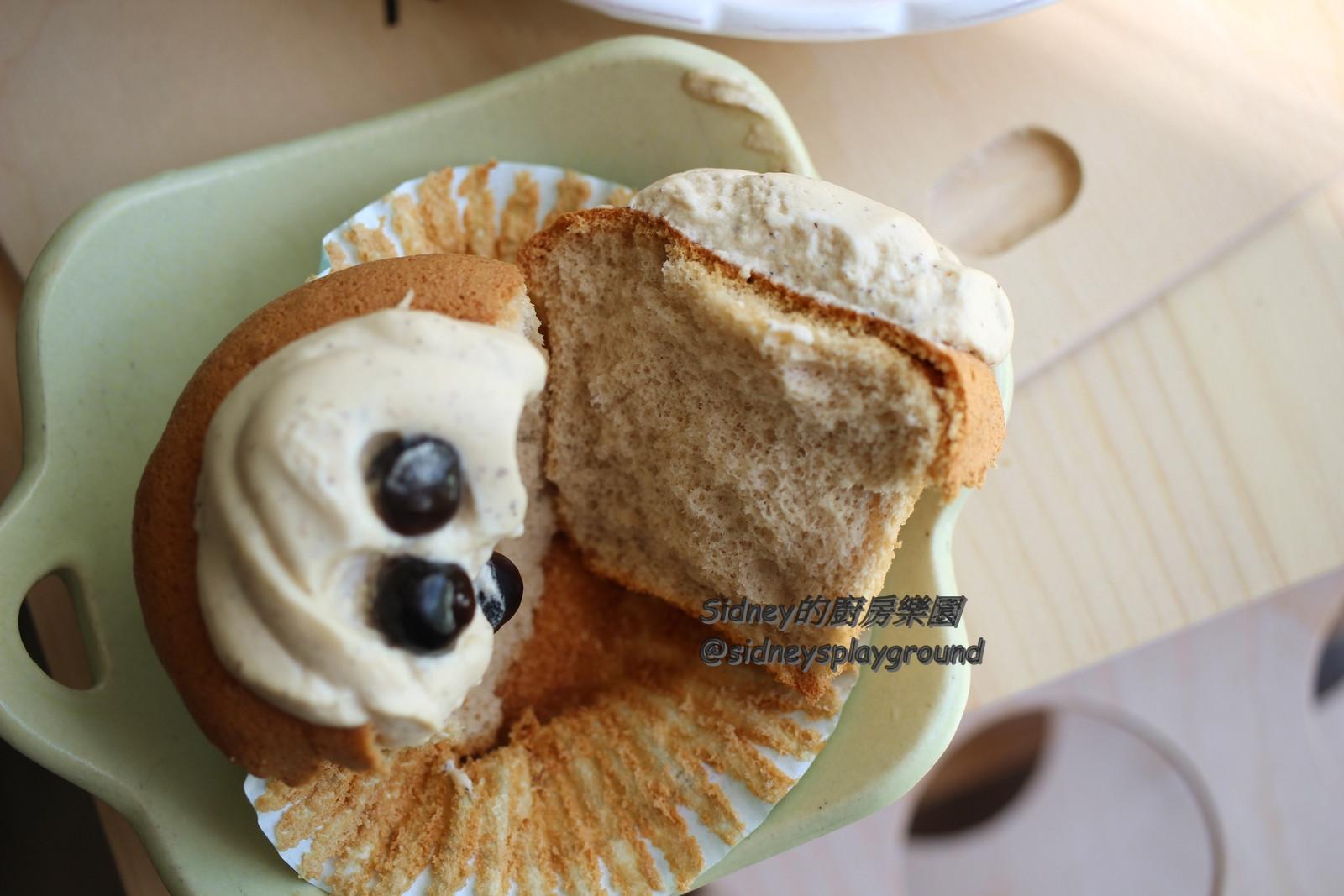 奶茶杯子蛋糕