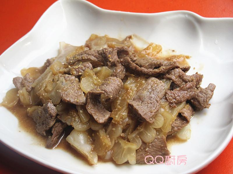 【黃金玄米油清爽料理】香蒜牛肉片炒苦瓜