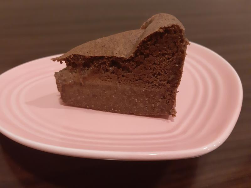 生酮 巧克力魔法蛋糕