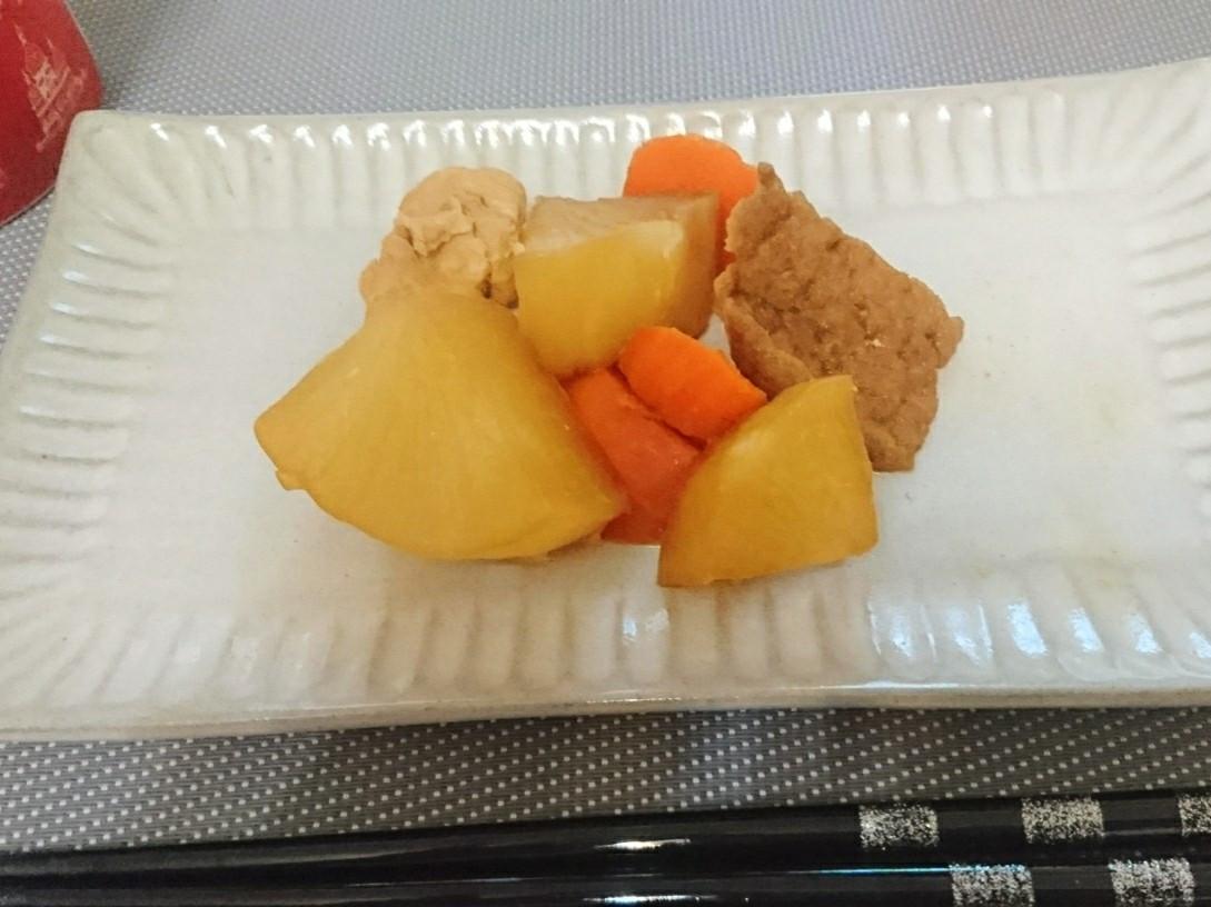 日式燉蘿蔔