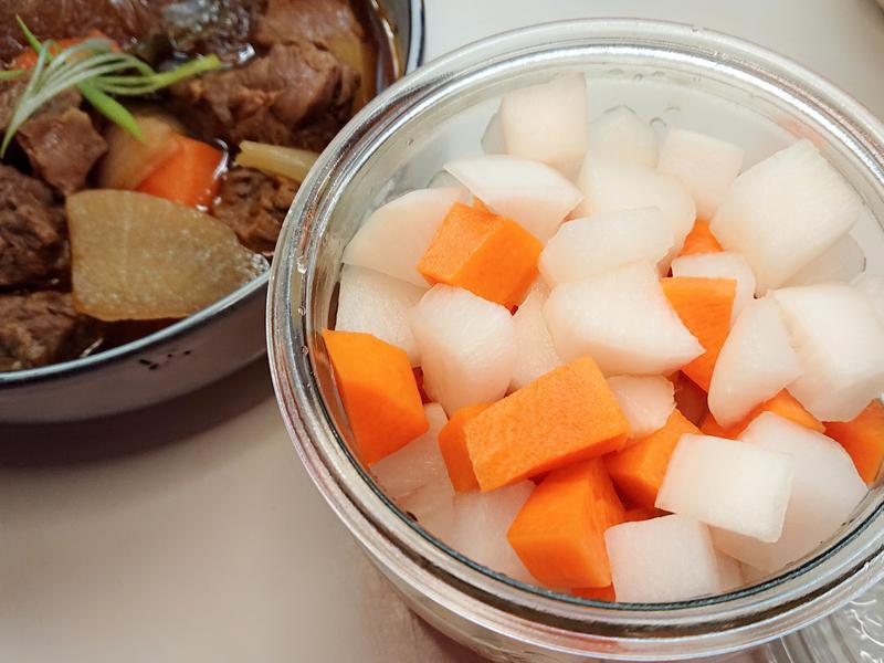 脆脆酸甜醃蘿蔔