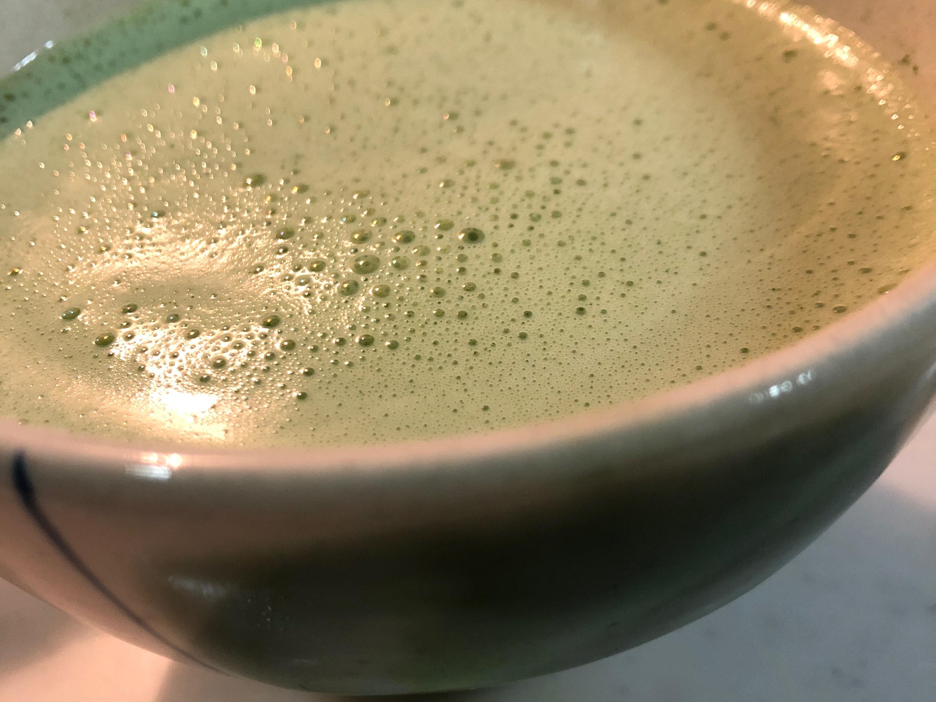 生酮版抹茶拿鐵
