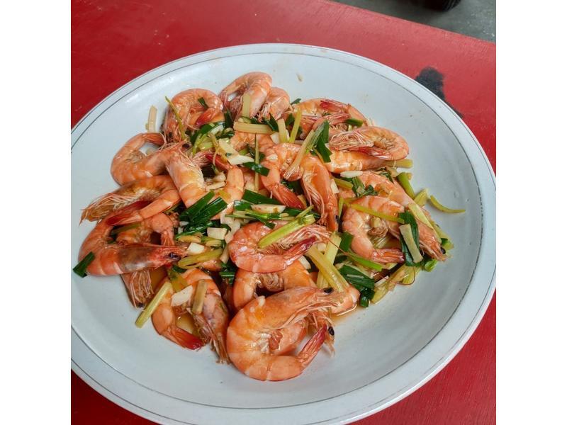 頭城新鮮燒酒蝦