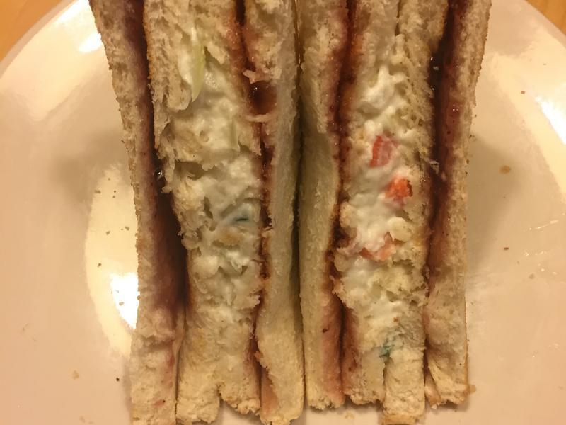 韓國🇰🇷人氣三明治正夯 我喜歡口味