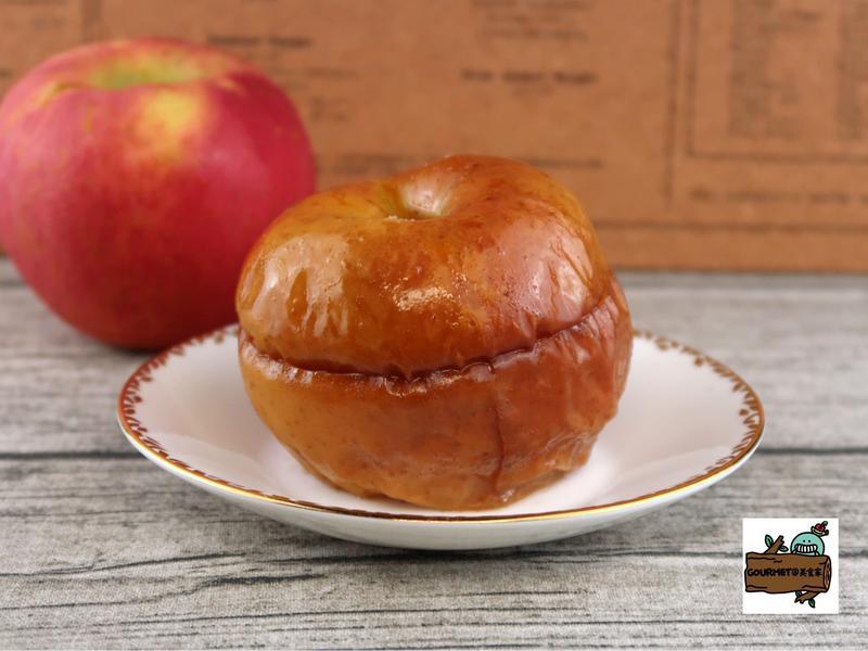 烤蘋果(簡單美味)