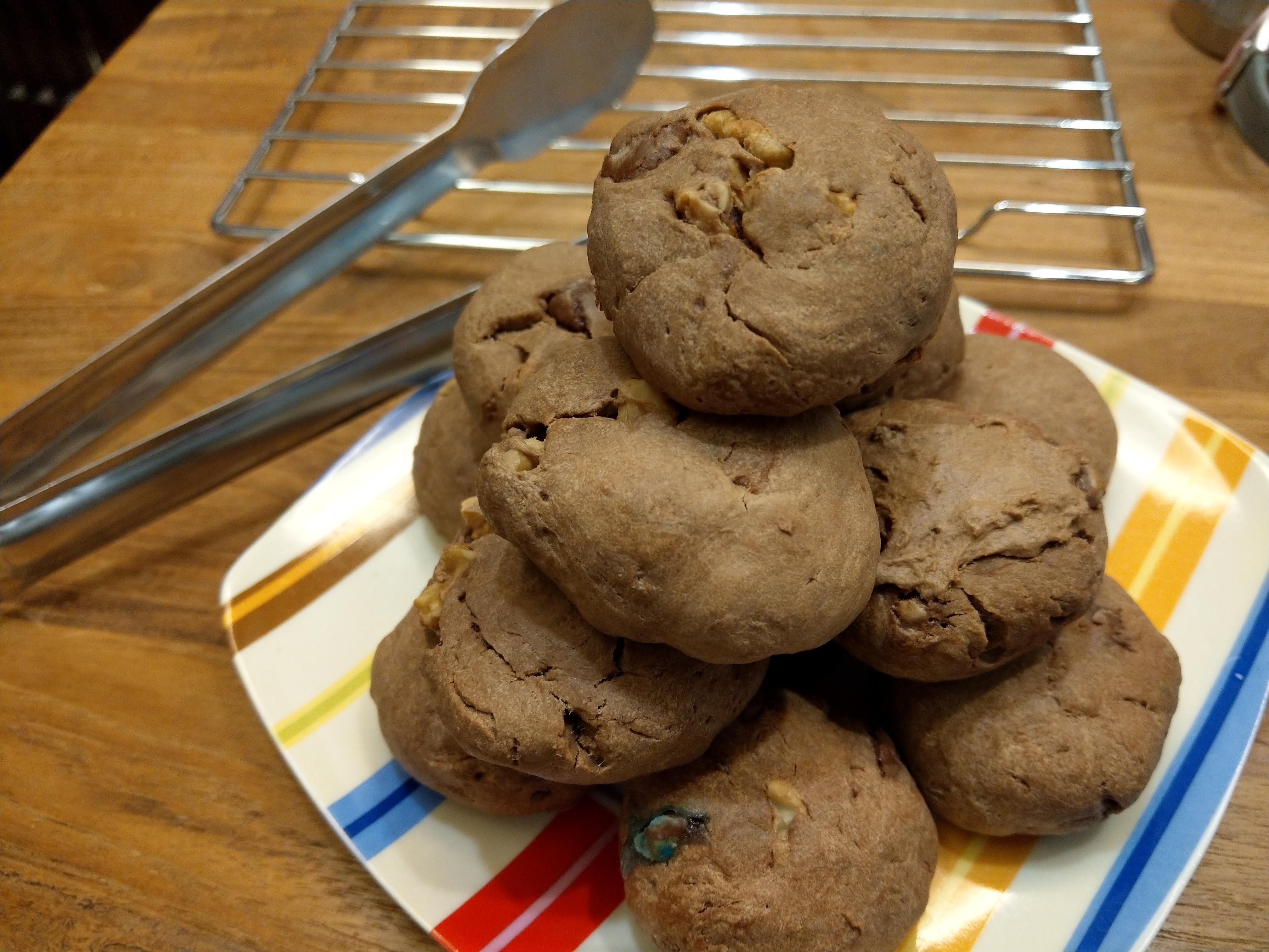 雙重巧克餅