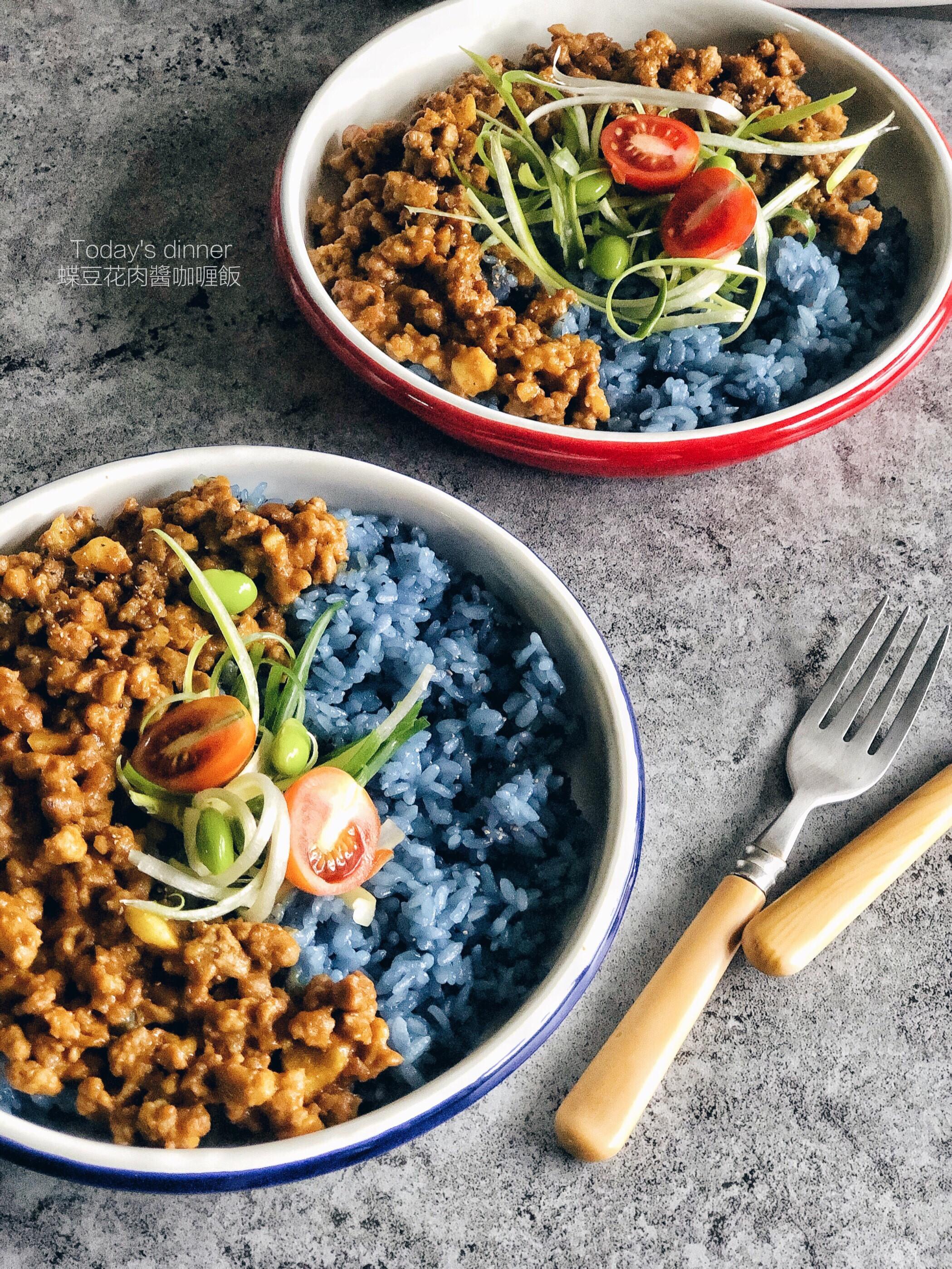 莫迪蘭肉醬咖喱飯