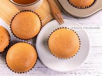 牛奶杯子蛋糕【下午茶點心】【兩種配方】