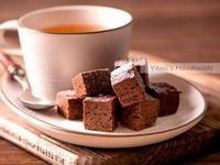 酥鬆巧克力餅乾丁【下午茶點心】
