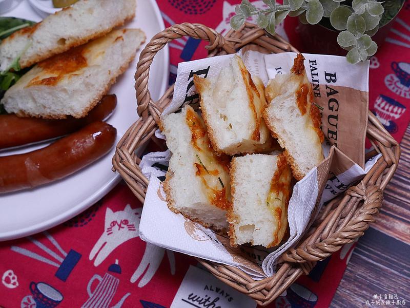 佛卡夏麵包(免揉)食譜