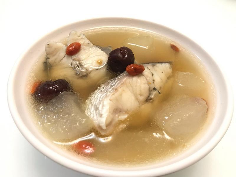 👩🏻🍳冬瓜鱸魚湯-鮮甜好喝無加酒