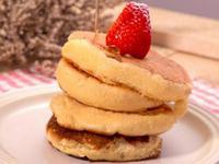 舒芙蕾鬆餅(平底鍋版)