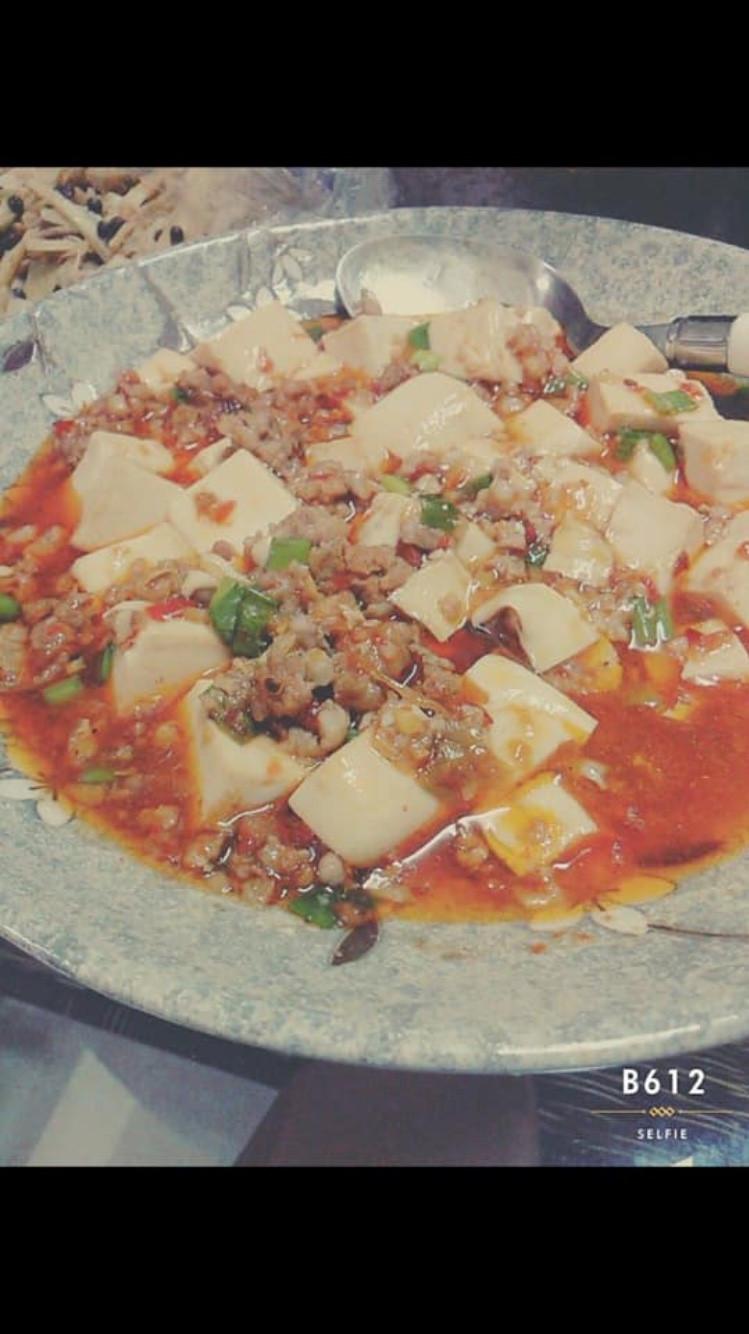 家常版麻婆豆腐