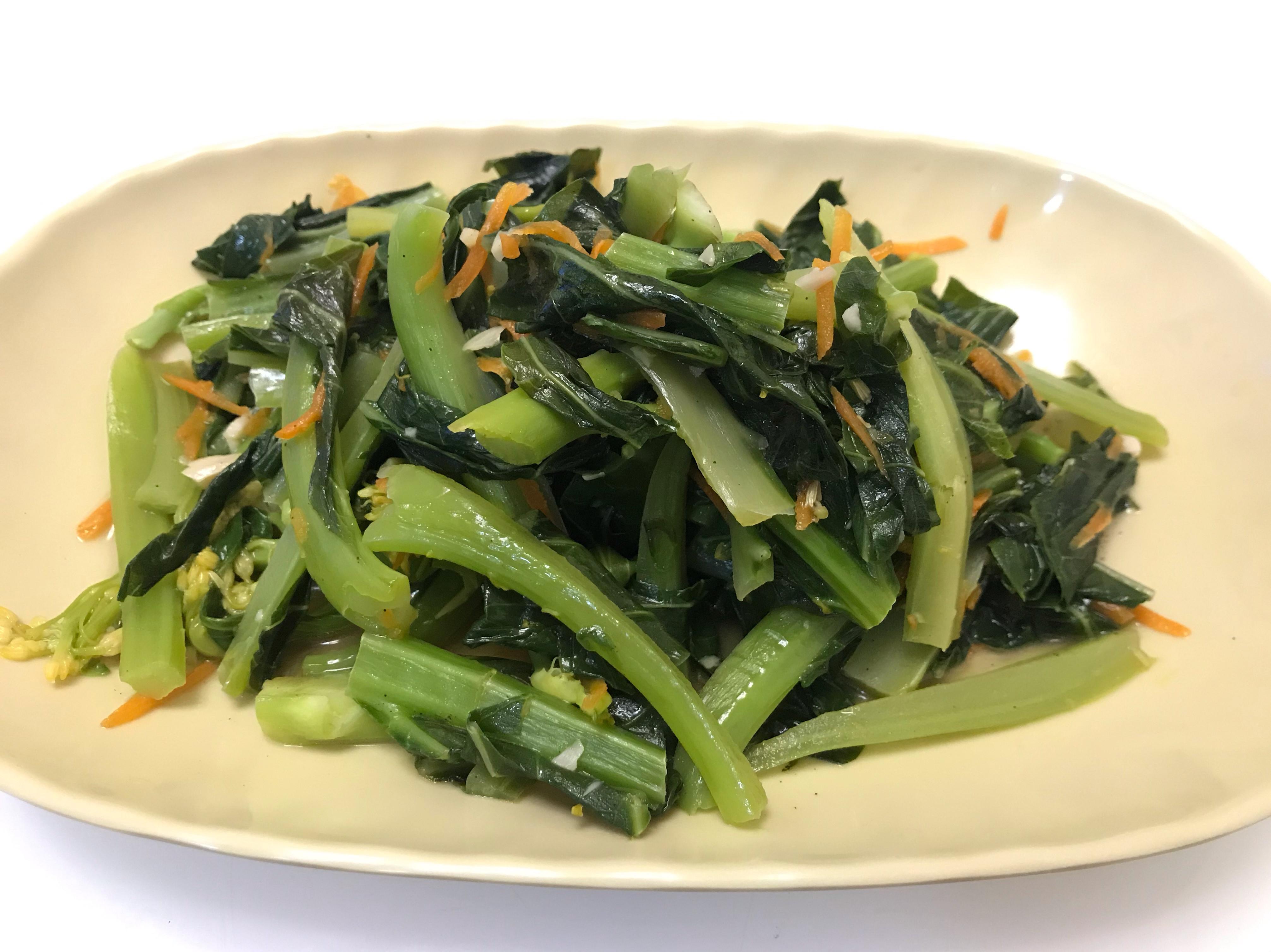 👩🏻🍳炒芥蘭菜-