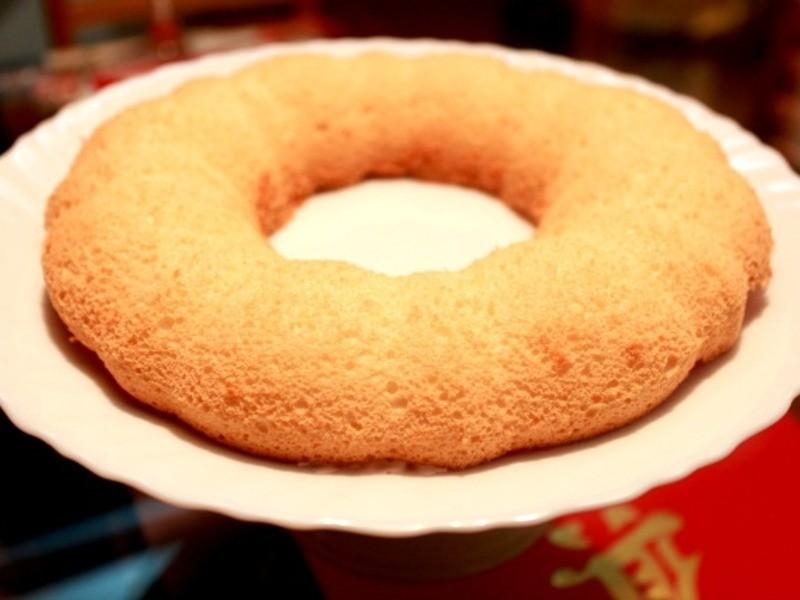 天使蛋糕。最初也最真的味道