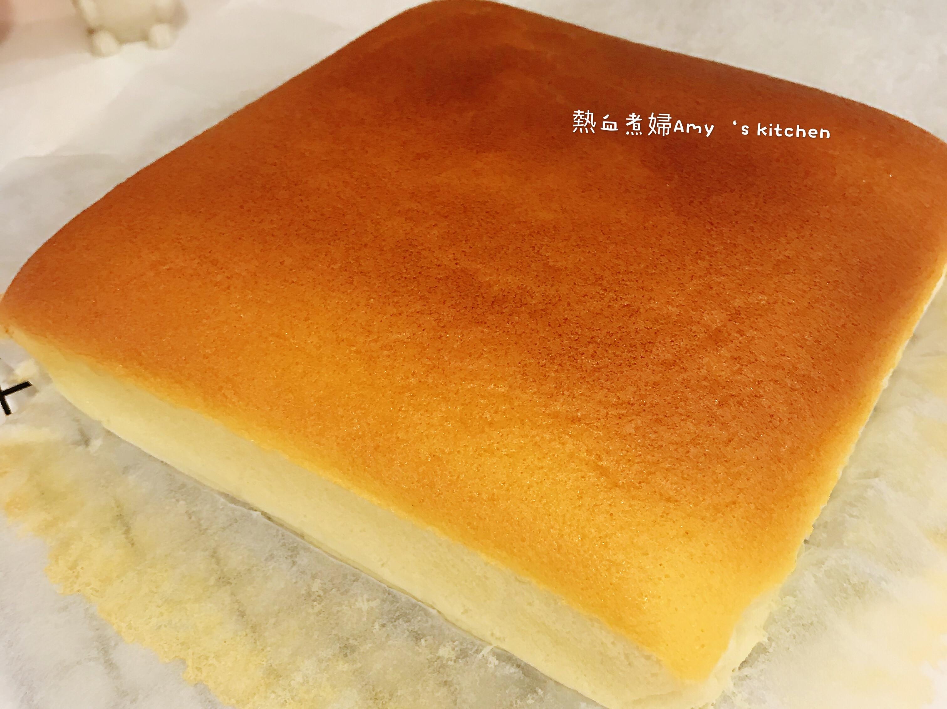 蜂蜜枕頭蛋糕