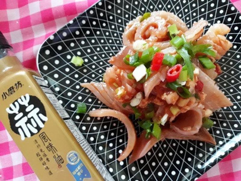五分鐘上菜─五味醋魷魚