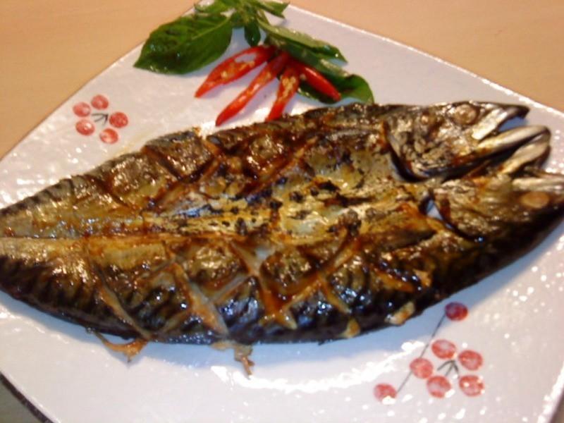 碳烤鯖魚[小心上癮]