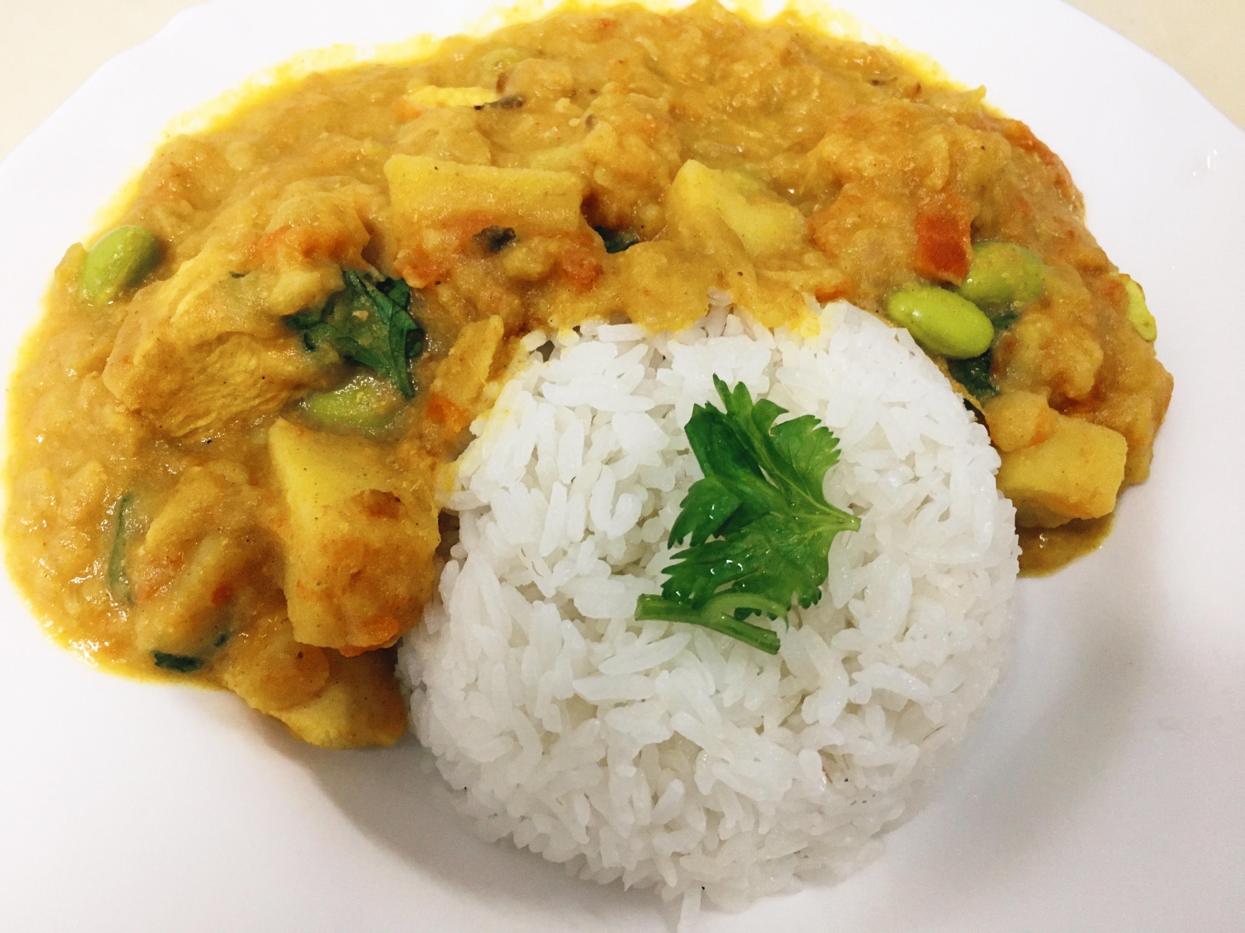 印度香料咖哩雞