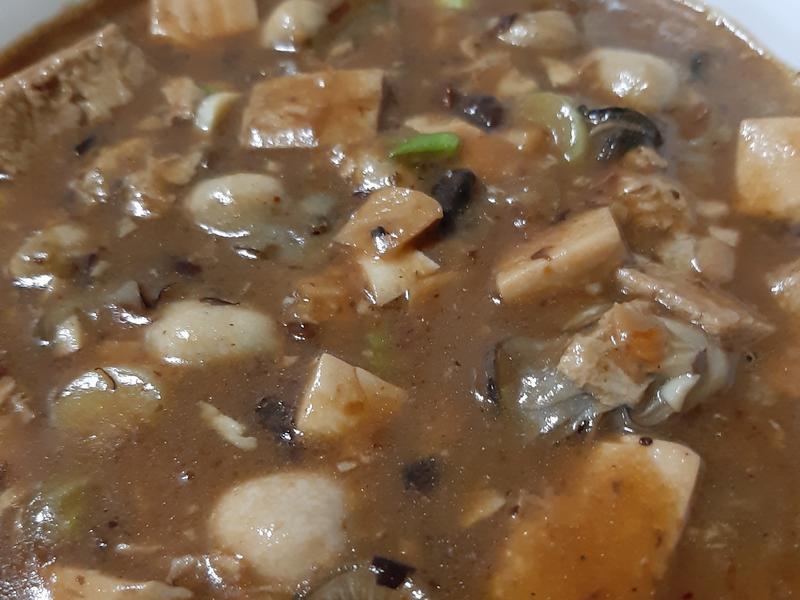 麻辣豆豉鮮蚵