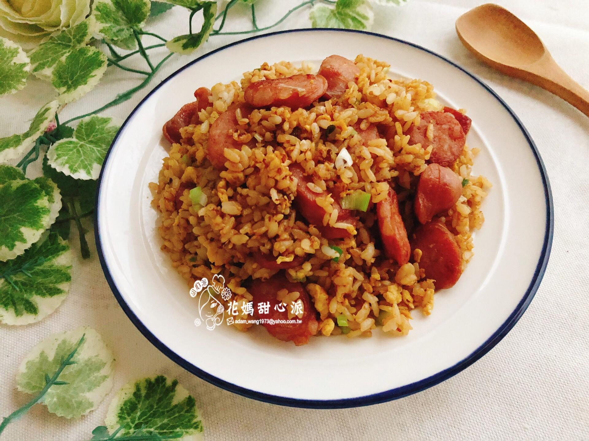 醬味香腸炒飯(主食料理)