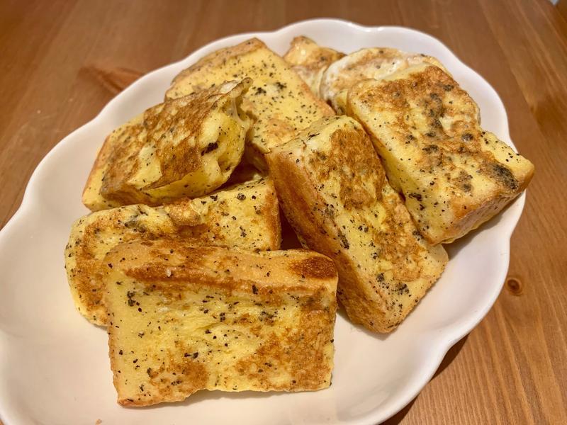 【寶寶食譜】芝麻法式吐司