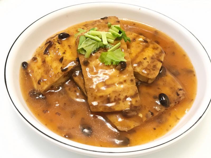 👩🏻🍳豆豉煎豆腐