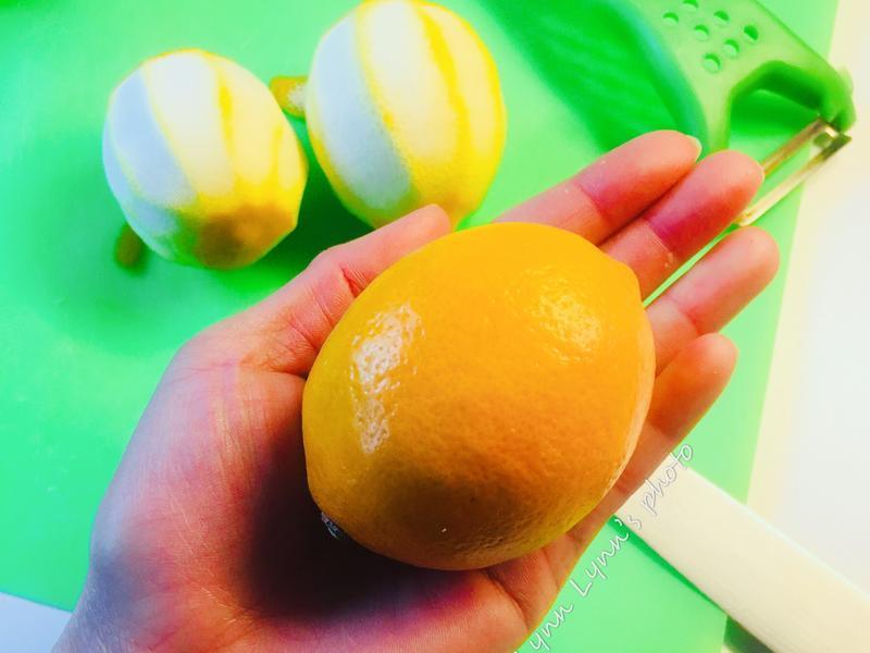 梅爾檸檬橄欖油