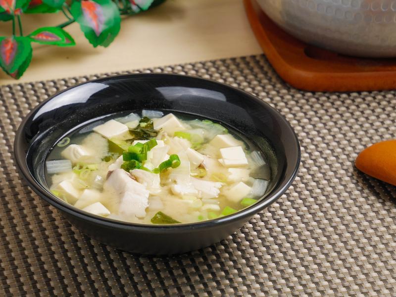 #23 味噌湯