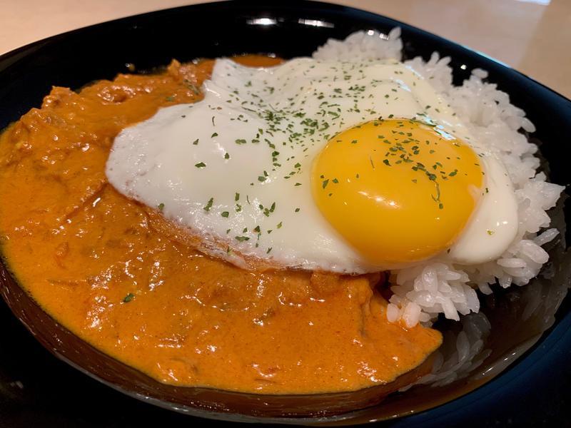 印度奶油雞肉咖哩🐔(使用咖哩粉)