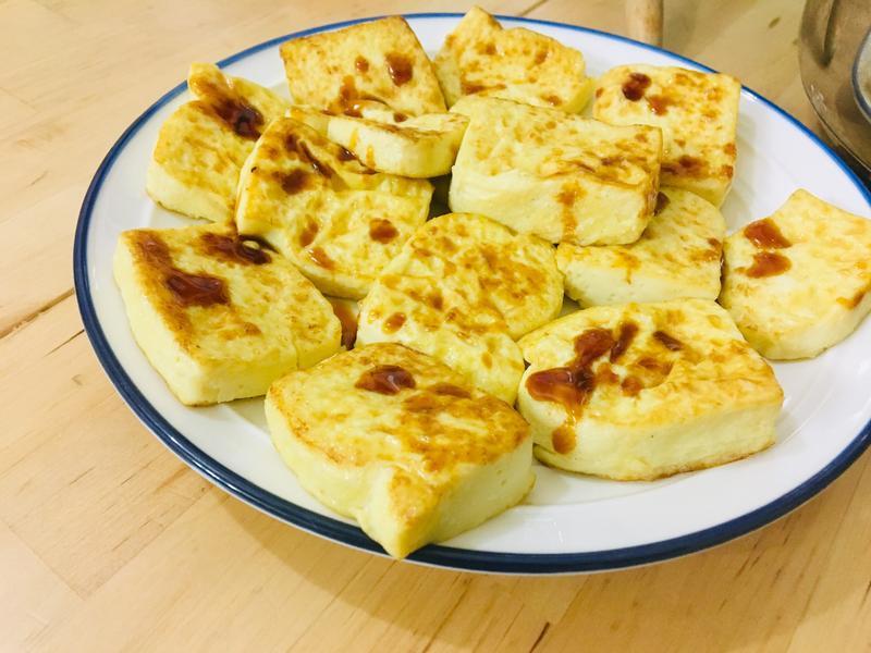 自製雞蛋豆腐 好簡單