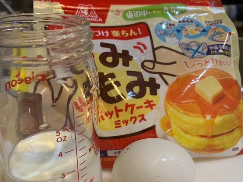 日本松永鬆餅粉方便包