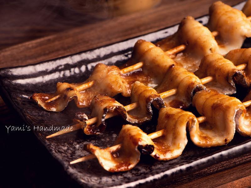 沙茶烤白帶魚串【下酒菜】