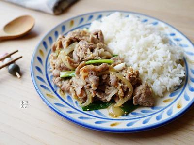 快速上桌好下飯~味噌炒豬肉! (影片)