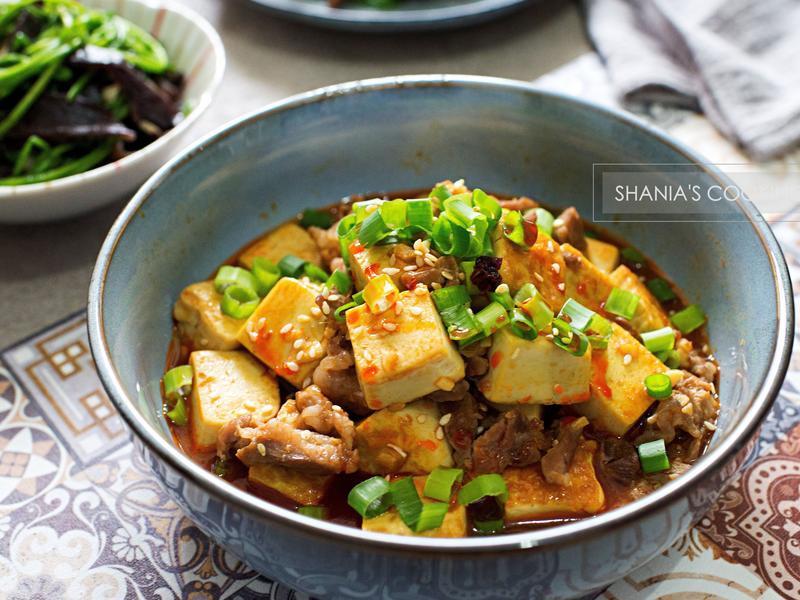 麻婆豆腐 - 香辣下飯好味道