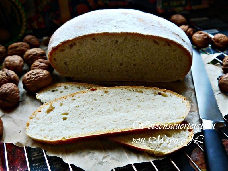 小麥酸麵糰麵包