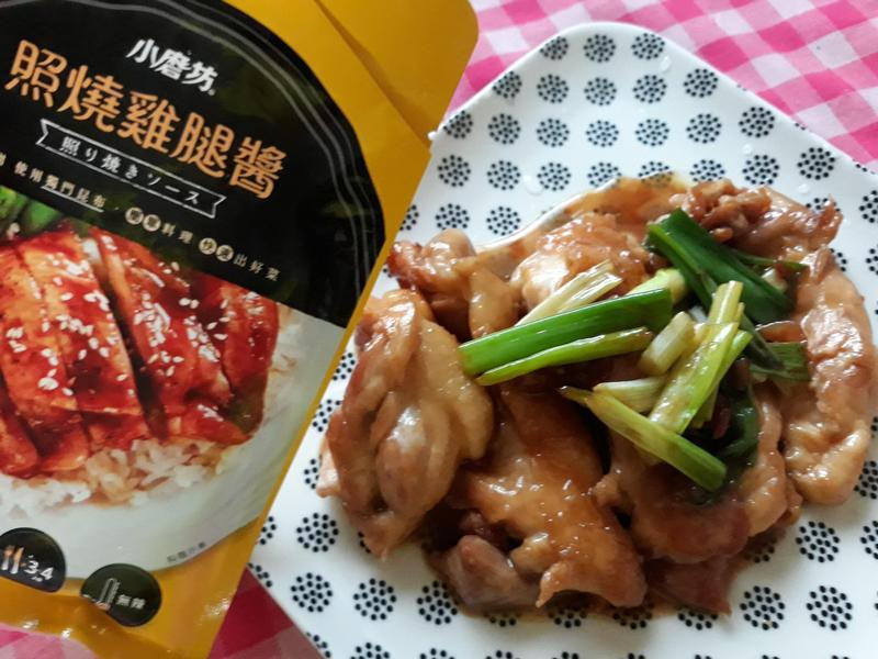 十分鐘上菜─葱香照燒雞腿