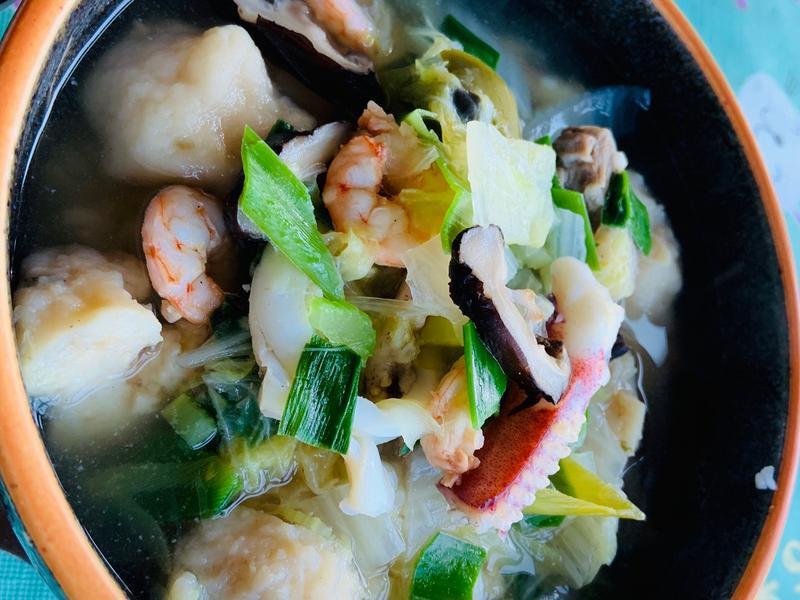 海鮮泡飯 🦐🐟海鮮粥