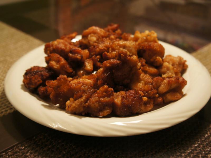 自製日式鹽酥雞