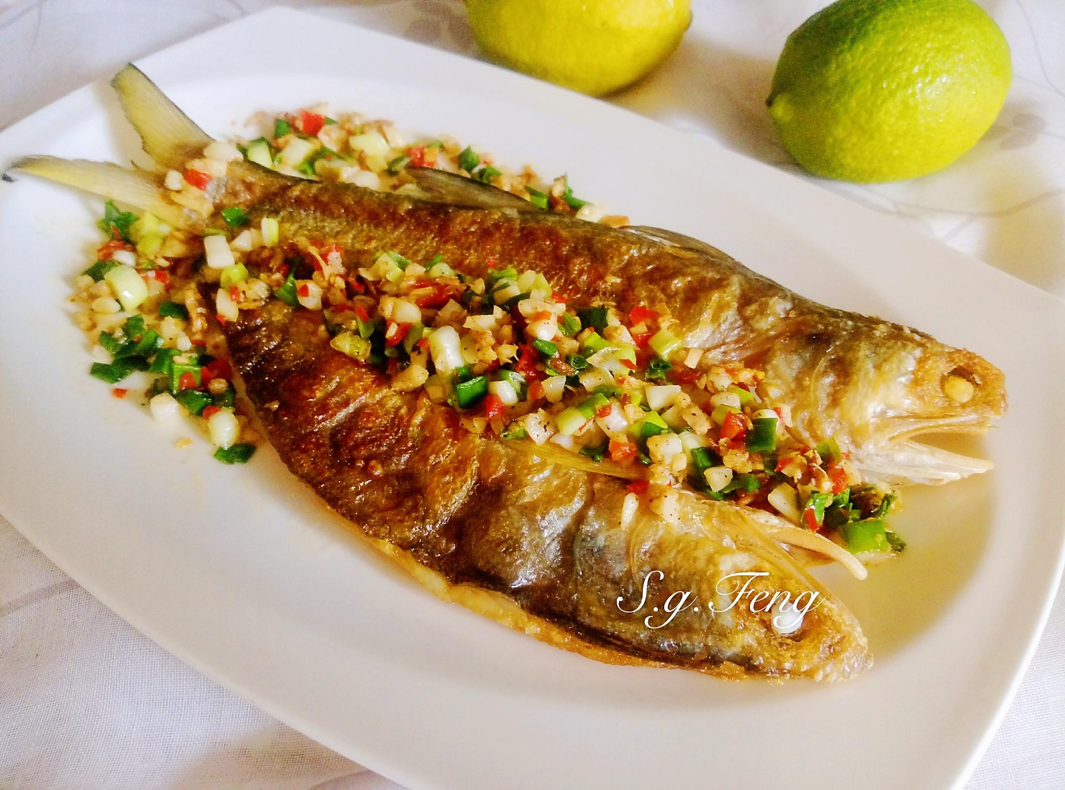 椒鹽午仔魚(一夜干)