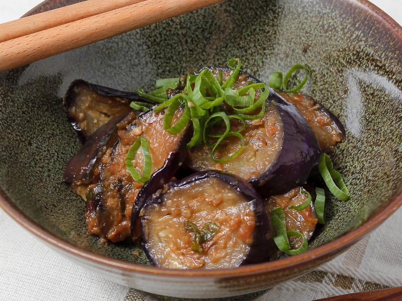 【厚生廚房】味噌醬炒茄子