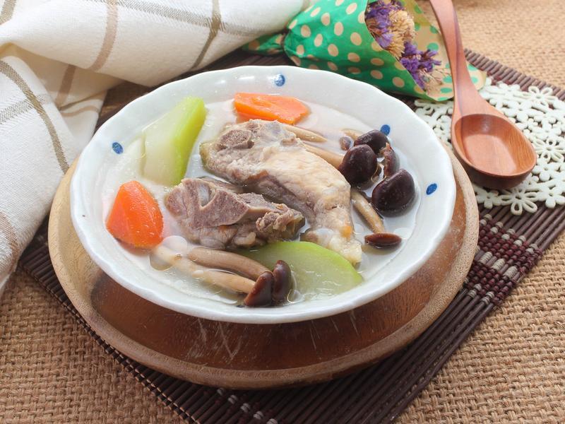 【厚生廚房】蒲仔菇菇湯
